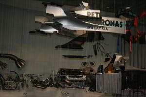 Deconstucted_Mercedes_F1_car_at_MB_World,_Brooklands_-_Flickr_-_Supermac1961