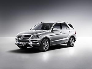 Novo Mercedes ML 350, diesel