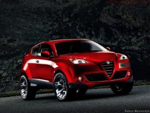 SUV pode ser próximo e homeopático Alfa/Maserati