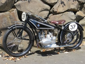 BMW R37 Pilot 1925