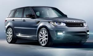 Range Rover Sport: o SUV de uso diário