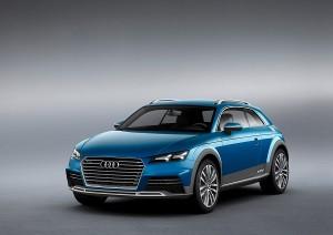Audi Shooting Brake, conceitos a ser realidade