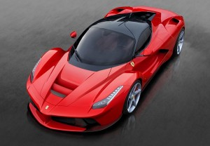 Ferrari-LaFerrari-Top