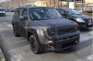 Fiat, Pe, Jeepster pode ser o produto Jeep. (foto MotorAuthority)