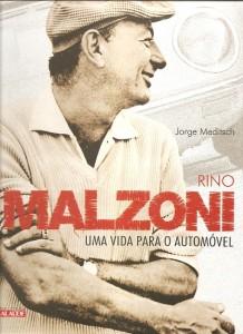 Malzoni, ícone em livro.