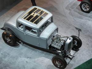 Ford '32 cinco janelas. Carroceria nova para fazer hot Rod