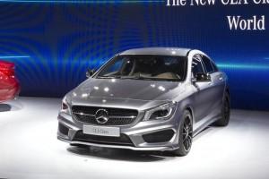 Mercedes CLA, venda antes do lançamento. IPI menor