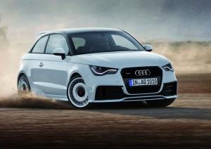 Audi A1 Quattro; versão limitada