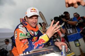 Marc Coma: mais um título no Dakar