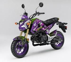Honda MSX 125 Donatello