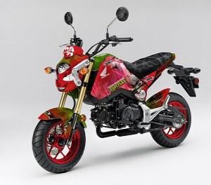 Honda MSX 125 Rafaello