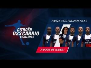 A campanha do Citroën DS3 Cabrio Challenge