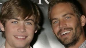 Paul Walker e seu irmão Cody Walker