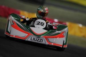 Liuzzi: o mais rápido do primeiro treino
