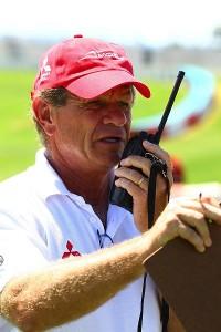 Ingo Hoffmann, coordenador do Mitsubishi Drive Club