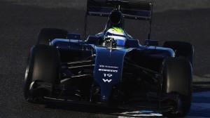 Massa deu troco em Alonso e marcou o melhor tempo