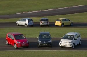up!, pequeno, novidadoso, a VW recomeça