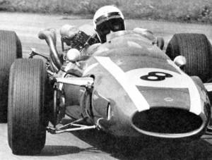 Jo Bonnier_Cooper Maserati_Silverstone 1966