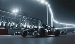 GP de Londres: mais uma prova noturana
