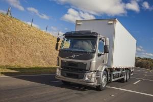 02)O semipesado VM garantiu 12% de market share à Volvo no segmento de semipesados.