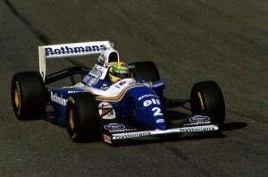 1994 #2 Ayrton Senna Williams FW16 San Marino (8)