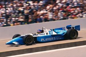 Villeneuve foi campeão na Indy