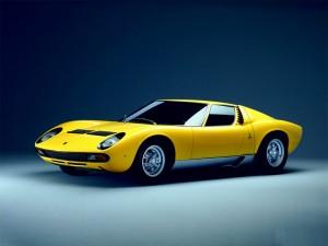 Lamborghini Miura: o grande projeto da Bertone