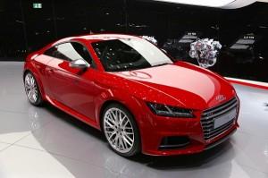 Audi TT, terceira geração