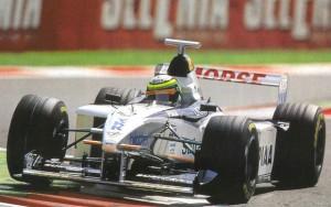 Rosset tambem andou pelos lados da Formula1