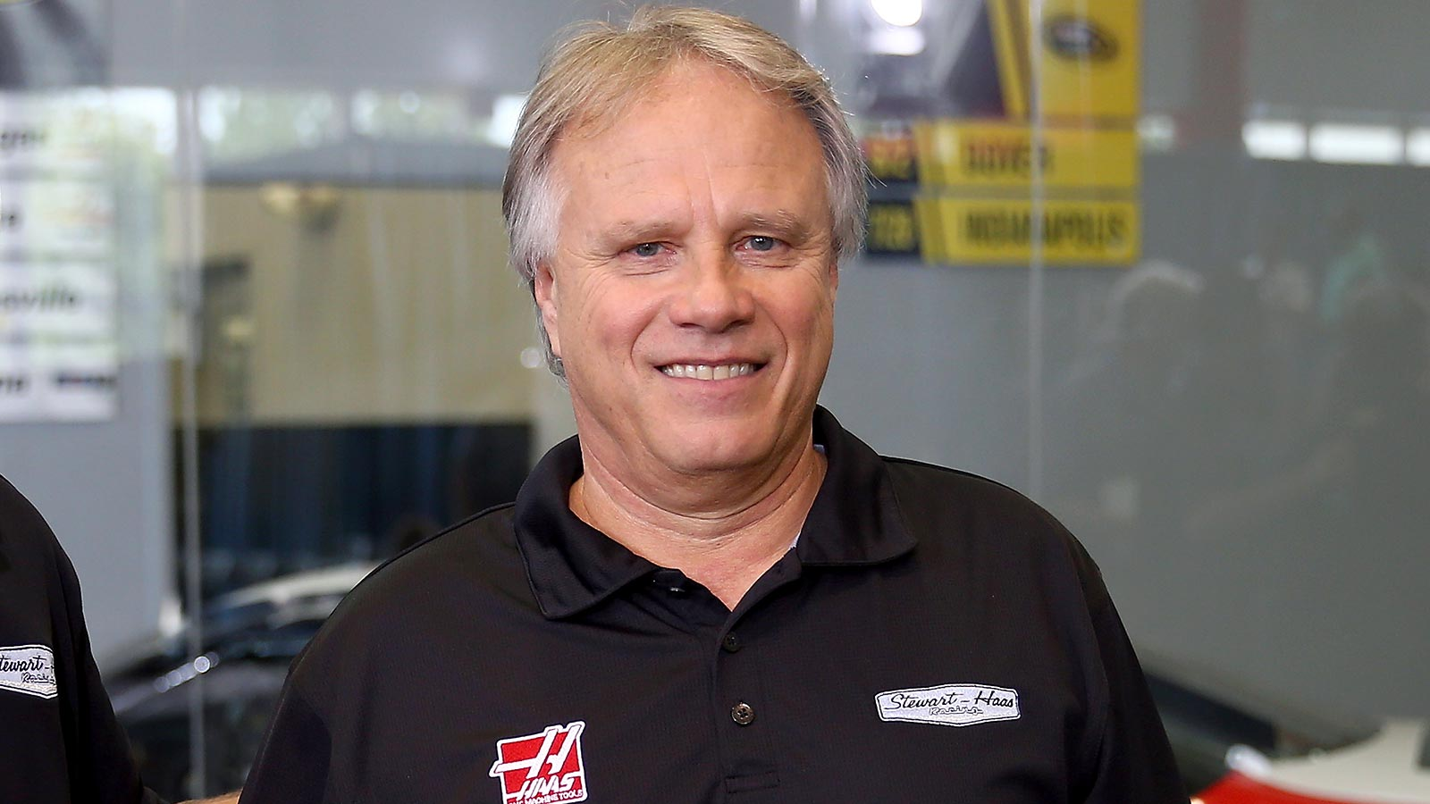 Stewart-Haas Racing Press Conference