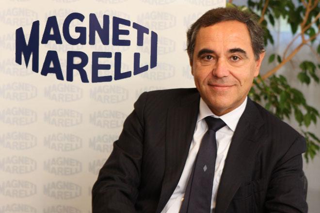 Eugenio Razelli, CEO da Magneti Marelli