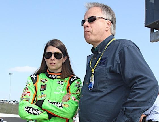 Gene Haas e Danica Patrick já estão garantidos em 2015
