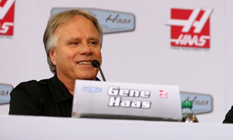 Haas-Gene-NASCAR-F1