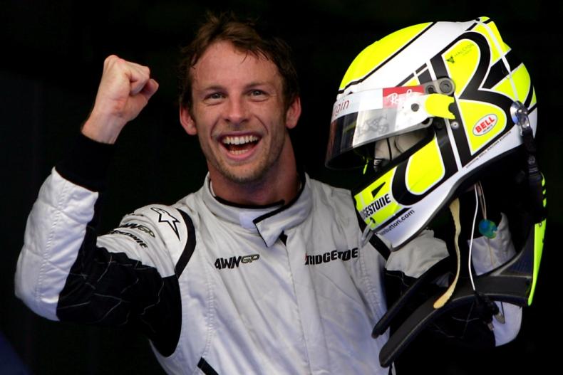 Campeão do mundo nos tempos da Brawn GP