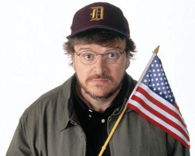 Michael Moore soltou a lenha na GM