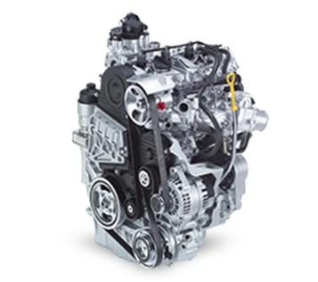 Motor diesel VM opcional nos 4x4
