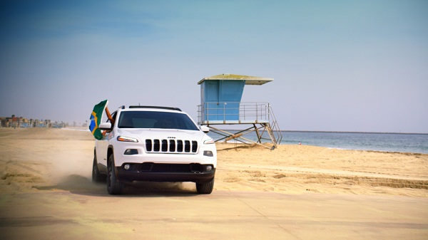 The Jeep® brand launches new summer long global campaign with E