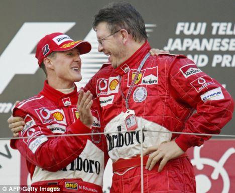 Bons tempos da Ferrari que podem estar voltando!