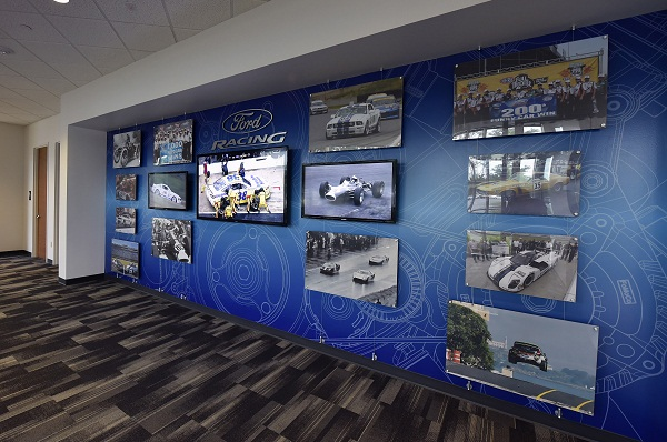 New Ford Technical Support Center