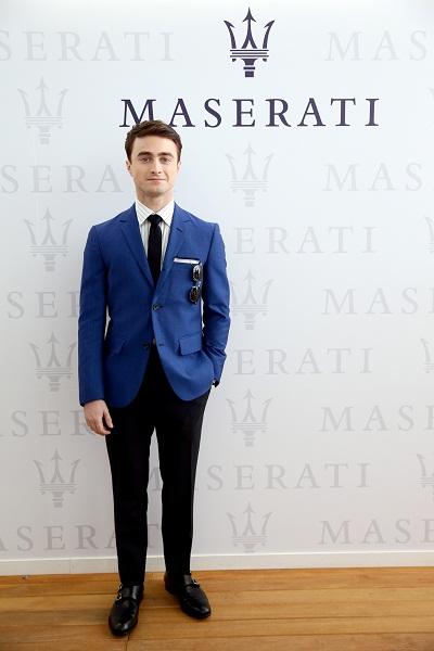 Daniel Radcliffe, o eterno Harry Porter, participa do Festival de Taormina