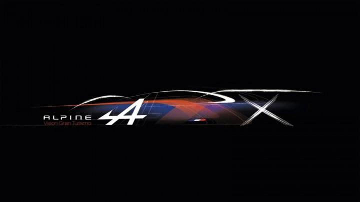 """O Alpine que também entra no """"Gran Turismo 6"""""""