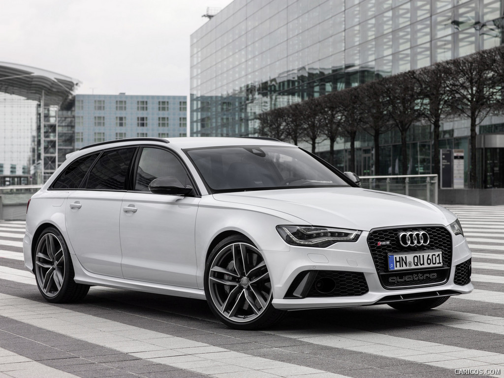 Audi RS6 AVANT do goleiro Manuel Neuer