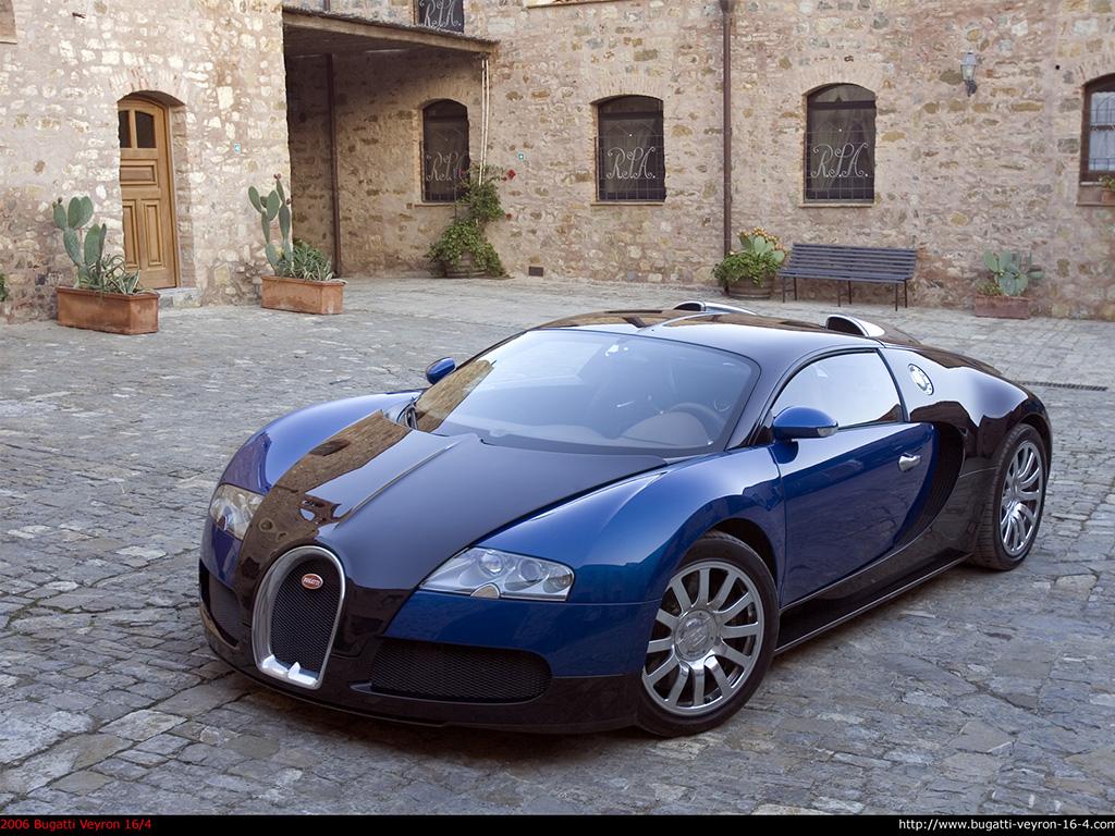 Bugatti Veyron de 1001cv - Iniesta