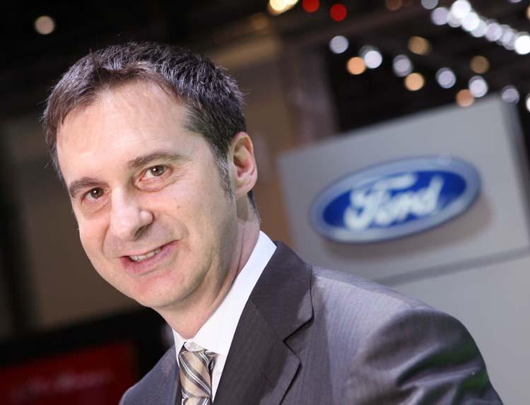 Joe Bakaj, vice-presidente de Desenvolvimento do Produto da Ford Europa.