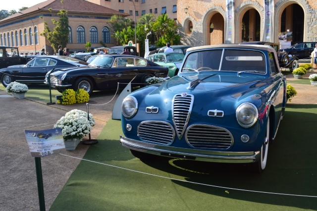 Alfa Romeo 2500 Boneschi