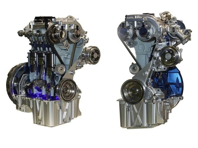 Motor Ford 1,0 turbo, Motor do Ano