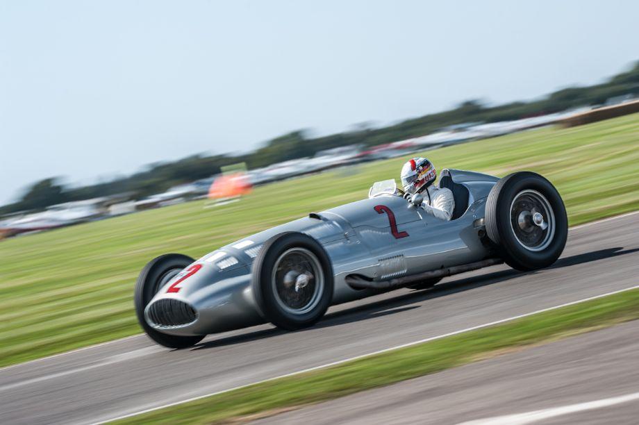 "A mítica ""Asa de Prata"" que Fangio usou!"