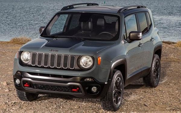 O Jeep Renegade que será brasileiro