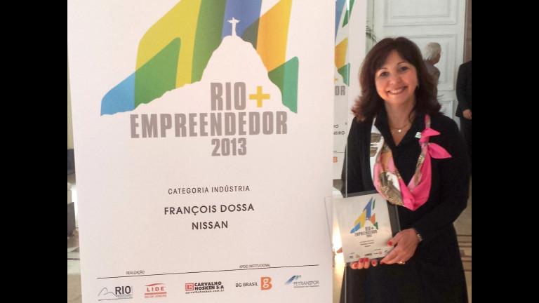 Márcia Ribeiro, Diretora de Relações Governamentais e Sustentabilidade da Nissan do Brasil