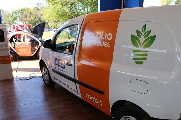 Renault elétrico chega a Brasília